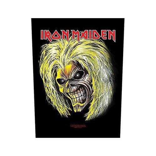 Iron Maiden - Killers / Eddie (patch - back)