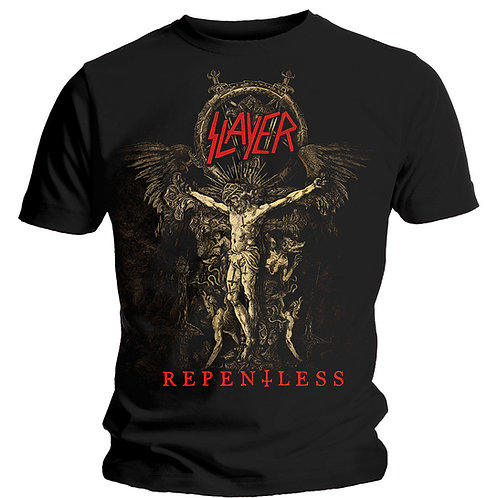 Slayer - Cruciform Skeletal (tricou unisex)