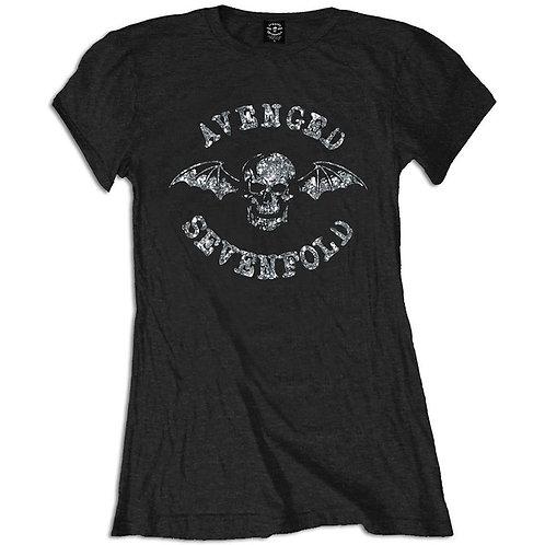 Avenged Sevenfold - Death Bat (tricou damă)