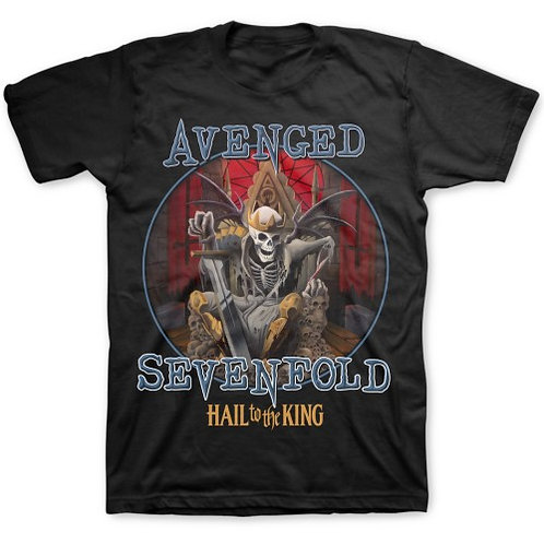 Avenged Sevenfold - Deadly Rule (tricou unisex)