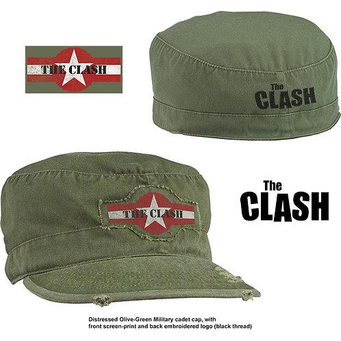 Șapcă militară The Clash - Star Logo