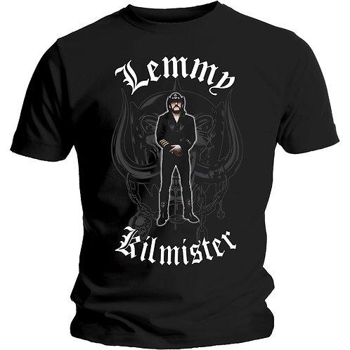 Lemmy- Memorial Statue (tricou unisex)