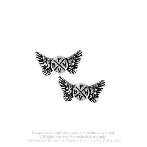 Bullet For My Valentine - Wings (cercei cu pin)