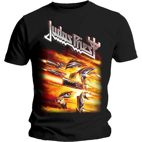 Judas Priest - Firepower (tricou unisex)