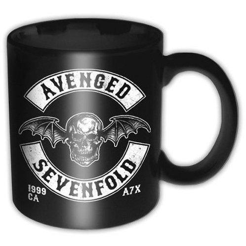 Avenged Sevenfold - Death Bat Crest (cană ceramică)