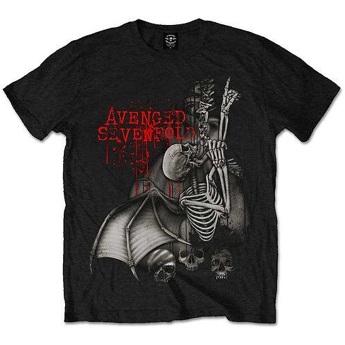 Avenged Sevenfold - Spine Climber (tricou unisex)