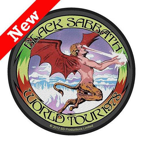 Black Sabbath - World Tour 1978 (patch)