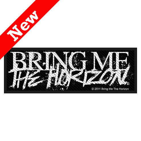 Bring Me The Horizon - Horror Logo (patch)