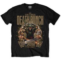 Five Finger Death Punch - Sgt Major (tricou unisex)