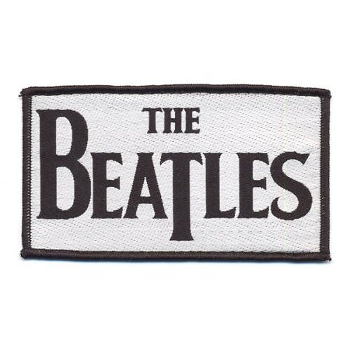 Beatles, The - Logo (patch)
