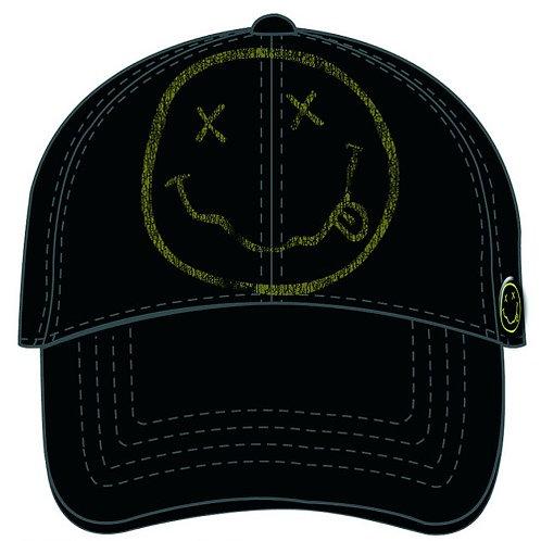 Nirvana - Smiley (șapcă baseball)