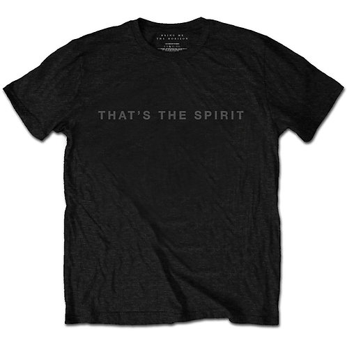BMTH - That's the Spirit (tricou unisex)