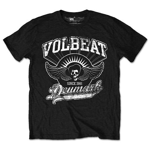 Volbeat - Rise from Denmark (tricou unisex)