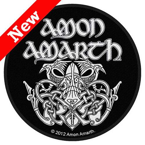 Amon Amarth - Odin (patch)