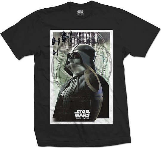 Star Wars - Rogue One Darth Prime Forces 01 (tricou unisex)