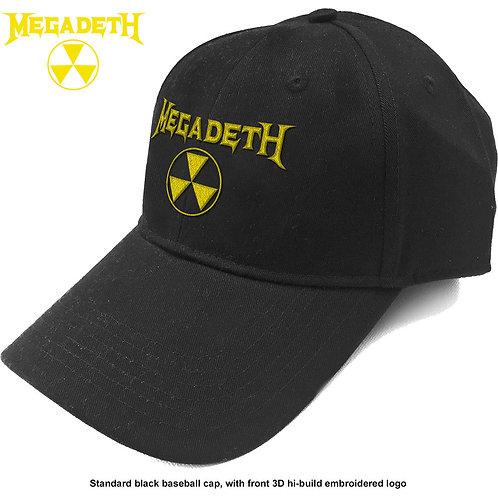 Megadeth - Hazard Logo (șapcă baseball)