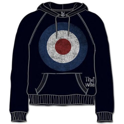 The Who - Target Distressed (hanorac unisex)