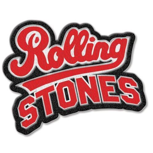 rolling stones team logo patch rockboxshop