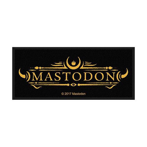 Mastodon - Logo (patch)