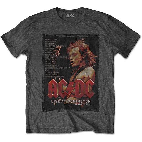 AC/DC - Donington Set (tricou unisex)