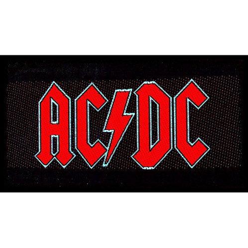 AC/DC - Red Logo (patch)