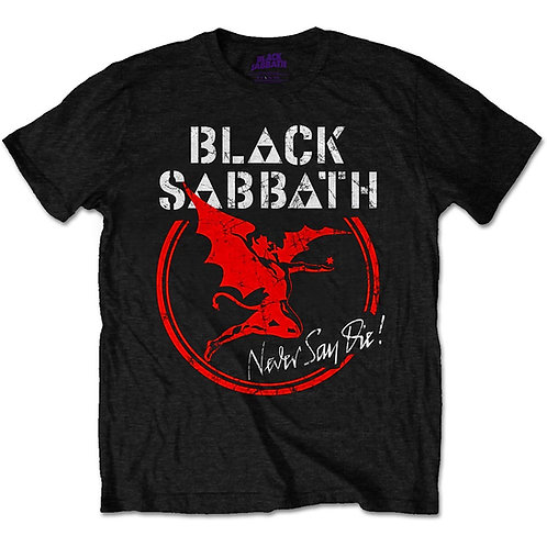 Black Sabbath - Archangel Never Say Die