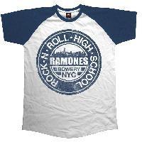 Ramones - Bowery NYC (tricou unisex)