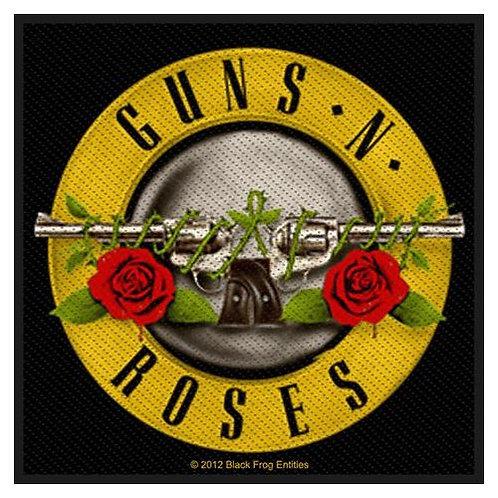 Guns N' Roses - Bullet Logo (patch)