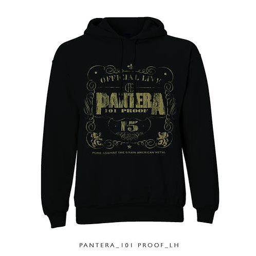 Pantera -101 Proof (hanorac unisex)
