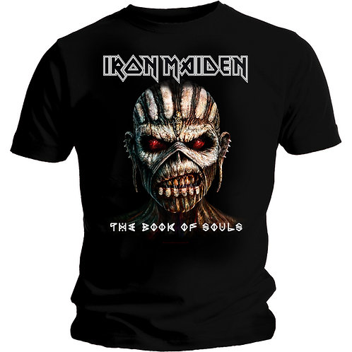 Iron Maiden - The Book of Souls (tricou unisex)