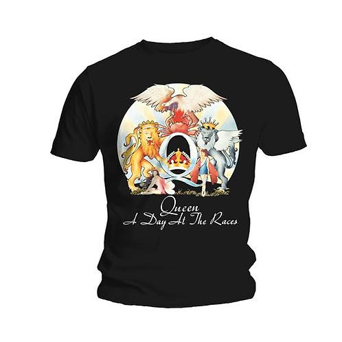 Queen - A Day At The Races (tricou unisex)