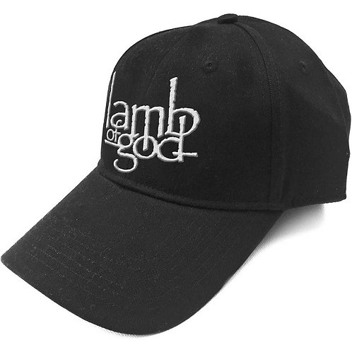 Lamb Of God - Logo (șapcă baseball)