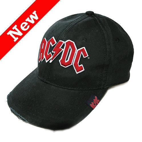 AC/DC - Red Logo (șapcă baseball)