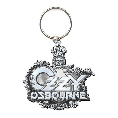 Ozzy Osbourne - Crest Logo (breloc metalic)