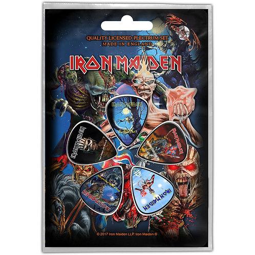 Iron Maiden (Later Albums) - Set pene chitară