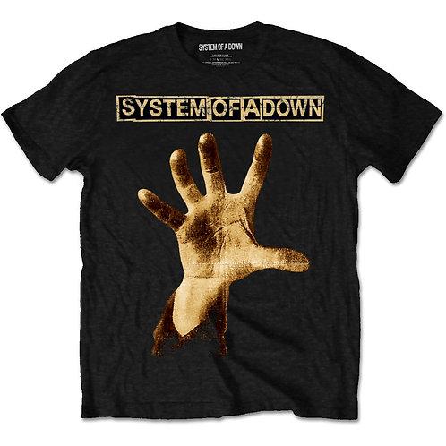 SOAD - Hand (tricou unisex)