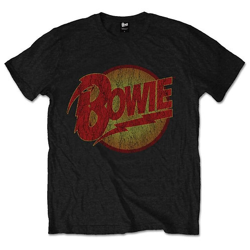 David Bowie - Diamond Dogs Vintage (tricou unisex)