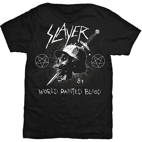 Slayer - Dagger Skull (tricou unisex)