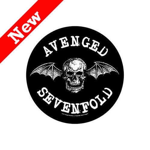 Avenged Sevenfold - Death Bat (patch back)