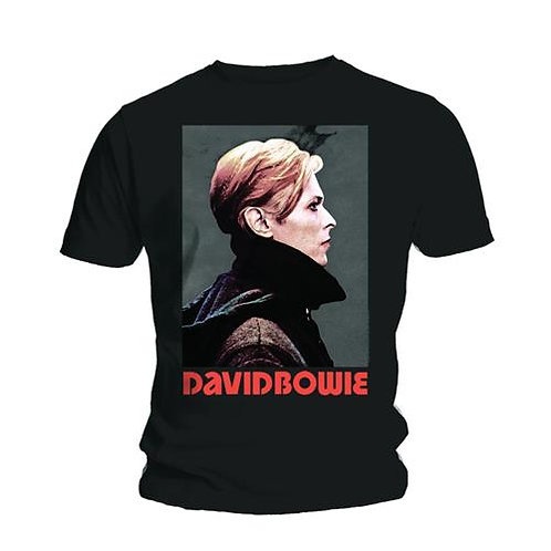David Bowie - Low Portrait (tricou unisex)