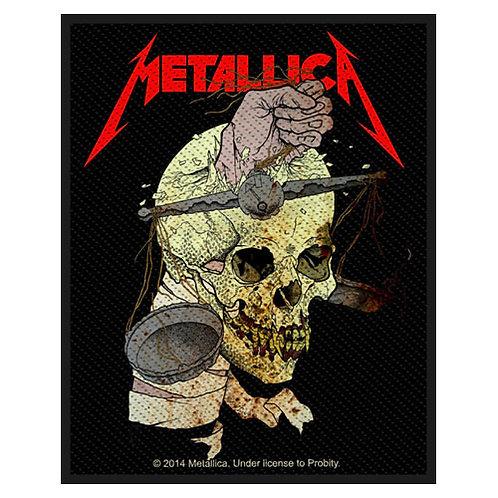 Metallica - Harvester of Sorrow (patch)