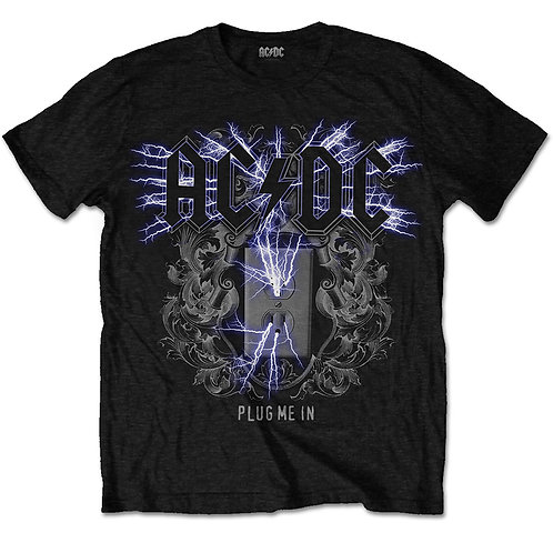 AC/DC - Electric (tricou unisex)