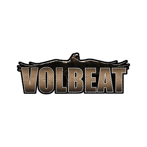 Volbeat - Raven Logo Cut-out (patch)