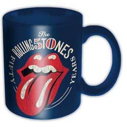 Rolling Stones - 50th Anniversary Vintage (cană ceramică)