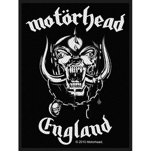 Motorhead -England (patch)