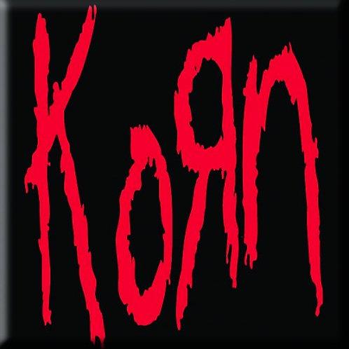 Korn - Logo (magnet)