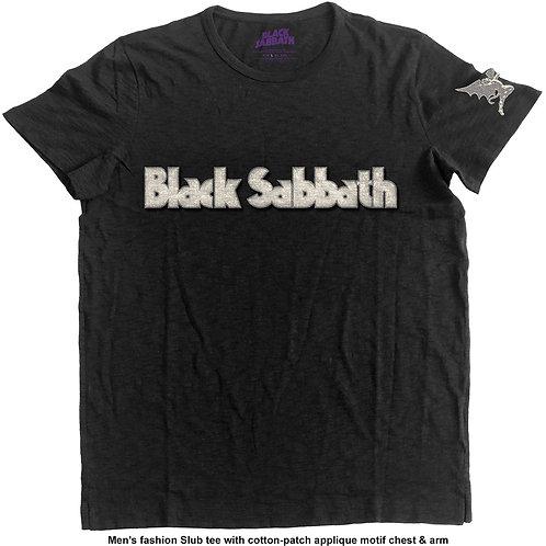 Black Sabbath - Logo & Daemon (tricou unisex)