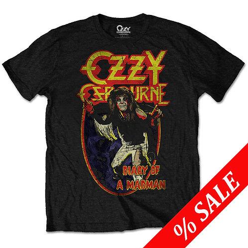 Ozzy Osbourne - Diary of a Mad Man (tricou unisex)