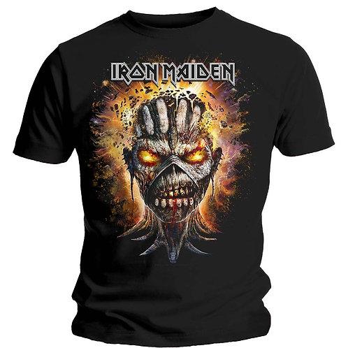 Iron Maiden - Eddie Exploding Head