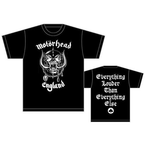 Motorhead - England (tricou unisex)